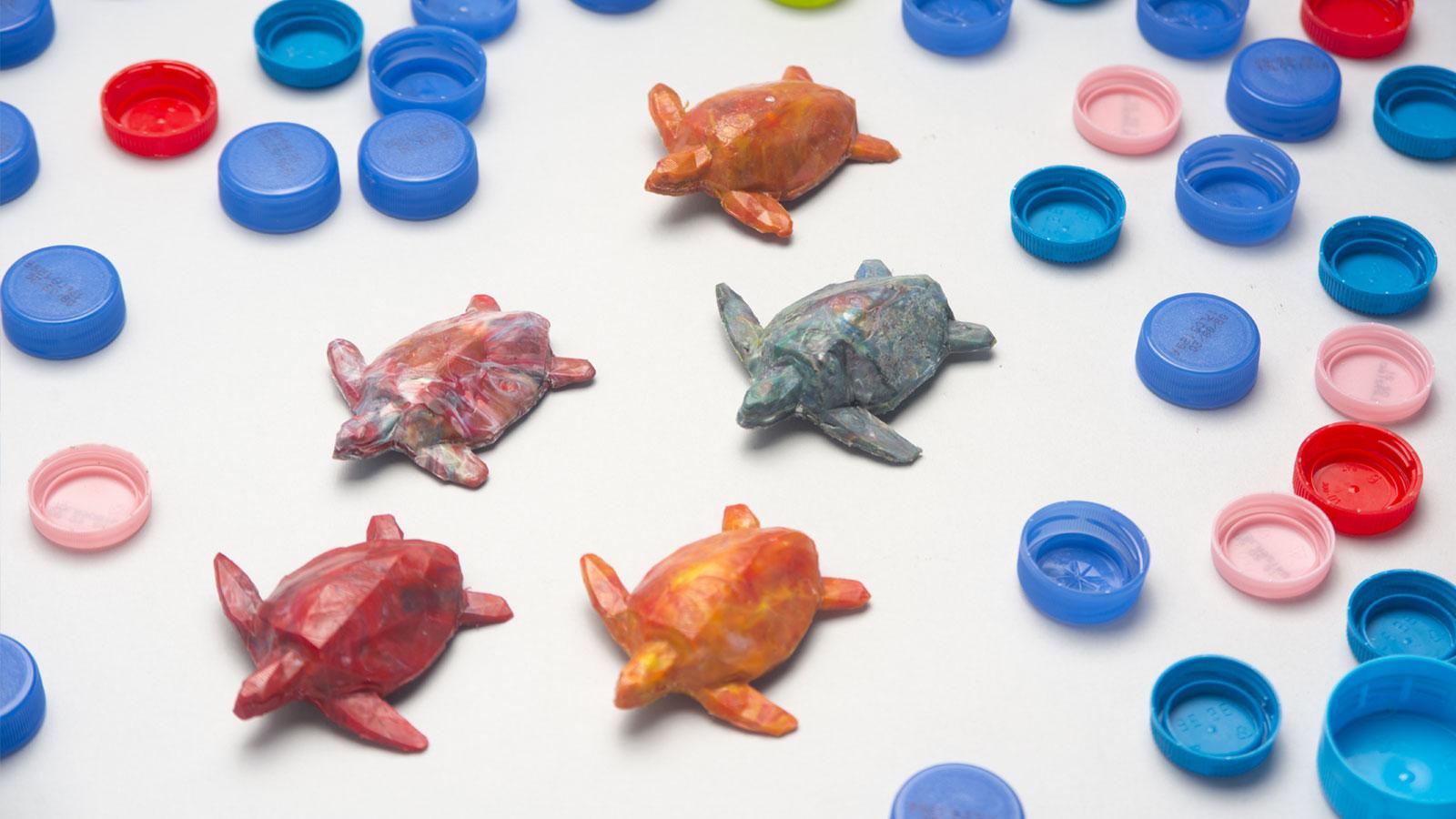ilVespaio e le macchine per il riciclo della plastica di Precious Plastic